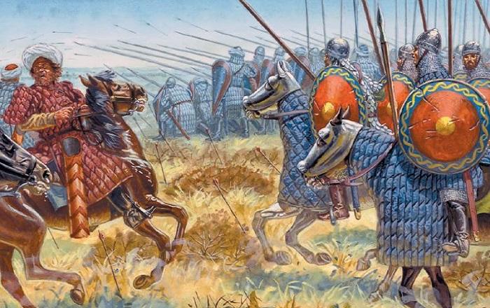 Φιλομήλιο 1117: Ο Αλέξιος Κομνηνός συντρίβει τους Σελτζούκους ...