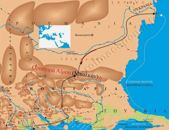 Η εκστρατεία του Μεγάλου Αλεξάνδρου στην χερσόνησο του Αίμου! Έτσι έγινε ΚΥΡΙΑΡΧΟΣ των Βαλκανίων...