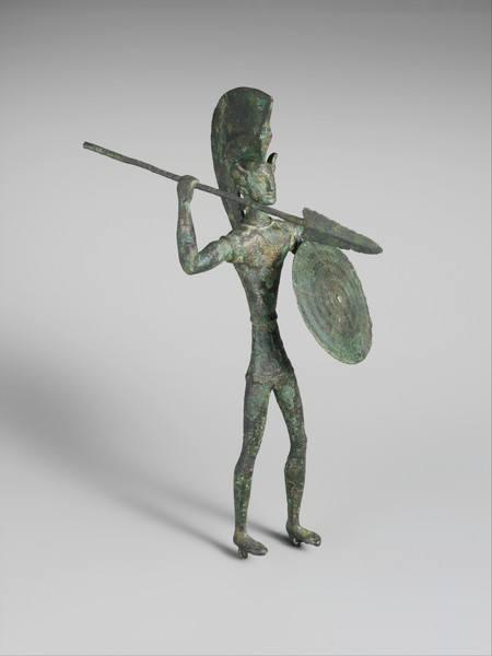 Οι Ετρούσκοι στον ΠΟΛΕΜΟ! Τόσο ΙΣΧΥΡΕΣ ήταν επιρροές τους από τους Έλληνες... (ΕΙΚΟΝΕΣ)