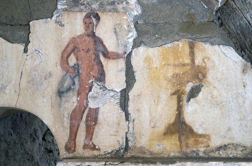 Ένας τάφος στην αρχαία Κύμη προκαλεί τον θαυμασμό των αρχαιολόγων...