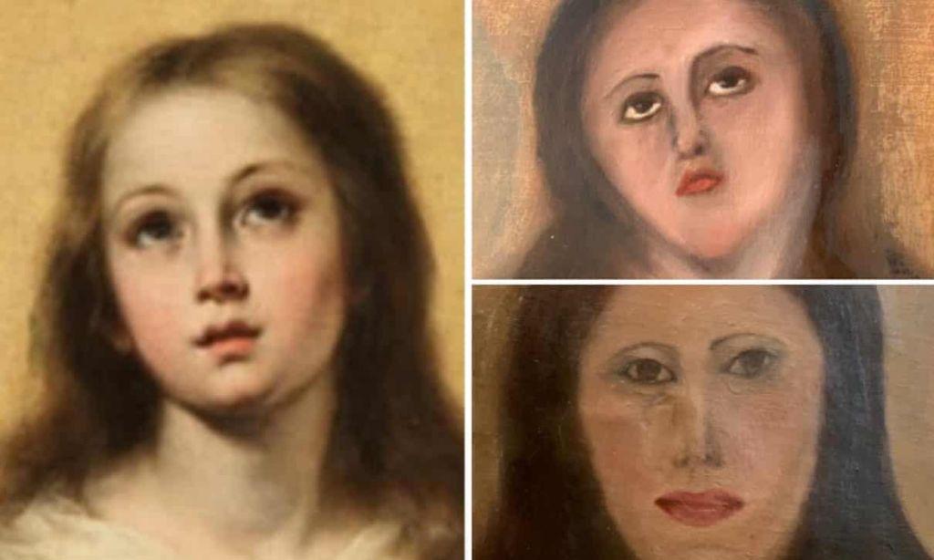 ΦΡΙΚΗ: Ασυνείδητοι καταστρέφουν εκπληκτικά έργα τέχνης...